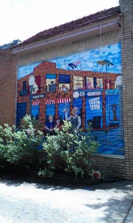 Bishop Arts District : Street scene 1