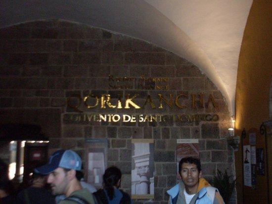 Royal Inka I: Há vários roteiros turísticos que saem dali das proximidades do hotel
