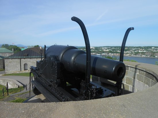 La Citadelle de Québec : La Citadelle de Quebec