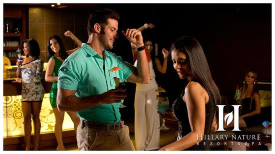 Hillary Nature Resort & Spa: Discoteca Raymi