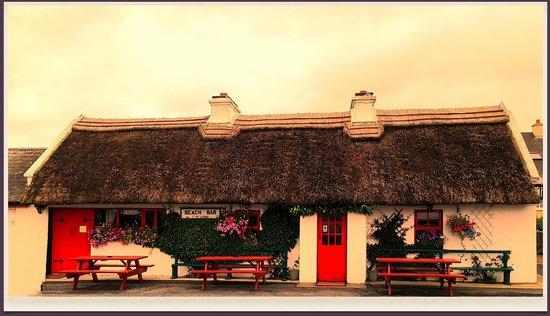The Beach Bar Sligo: The restaurant/bar
