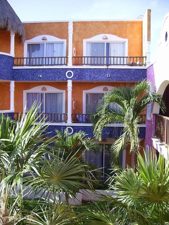 Catalonia Playa Maroma : Balconies.