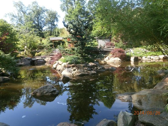 Botanical Garden Walk Picture Of Creation Museum