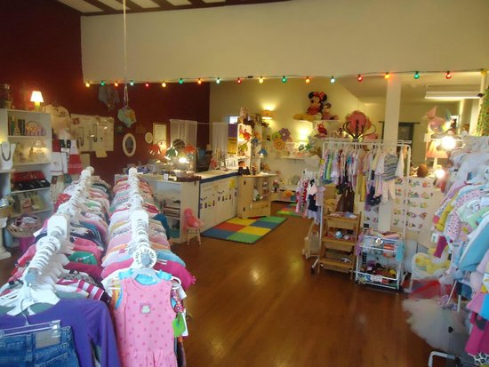 Sweet Pea's Children's Shop