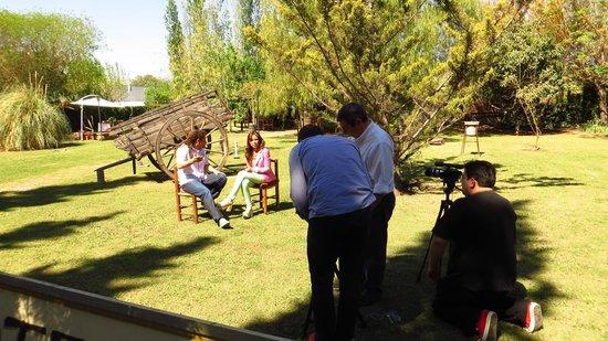 Pie de Cuba: Programa de cocina para televisión local