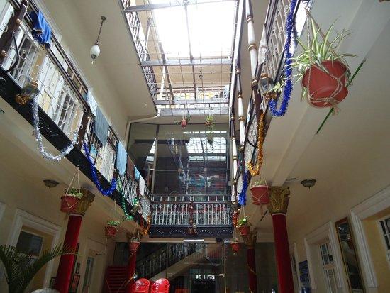 LOKI La Paz: Área Interna (credito da foto para Kinho de Jaú)