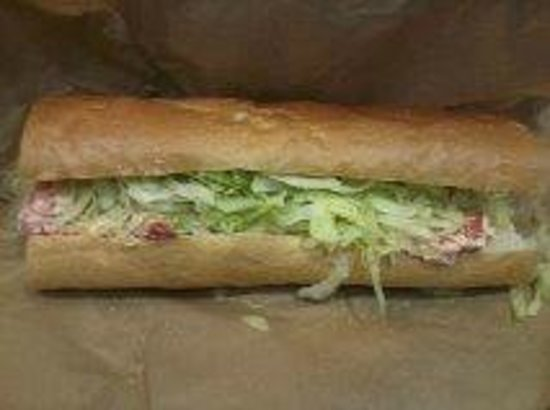 D'Angelo: Lobster Sub
