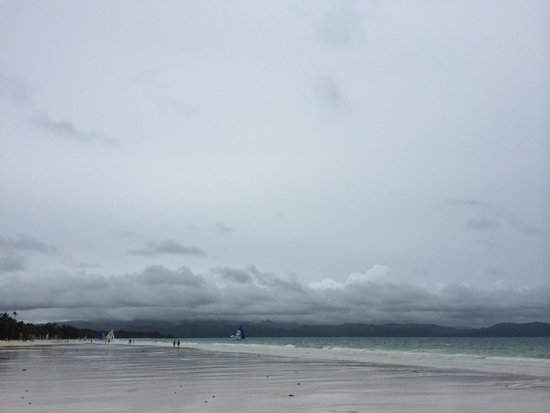 White Beach: Love the serenity of the place