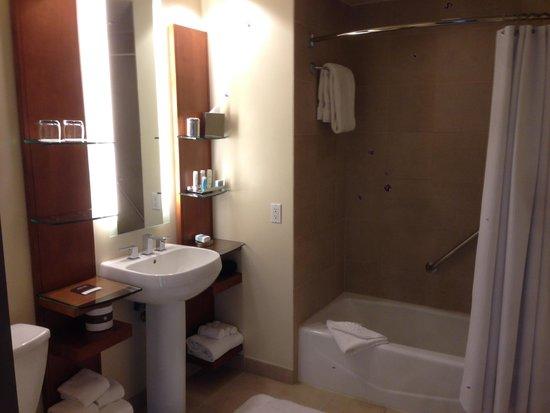Omni San Diego Hotel: bathroom
