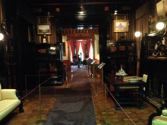 Richard H. Driehaus Museum: First floor
