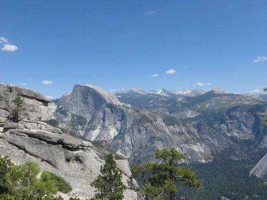 Yosemite Falls : yosemite point