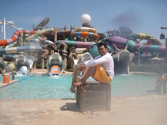 Yas Waterworld Abu Dhabi: Yas Island