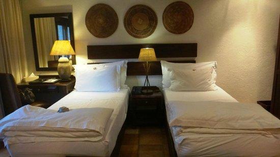 Kapama River Lodge: habitación twin