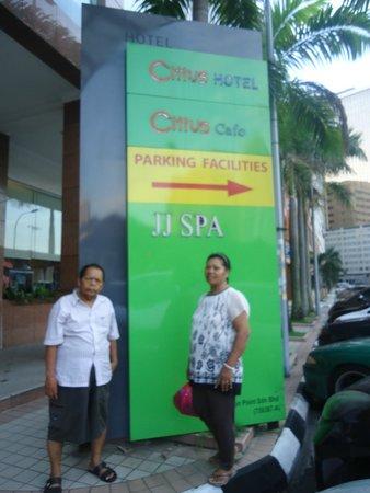 Q Hotel: Citrus Hotel