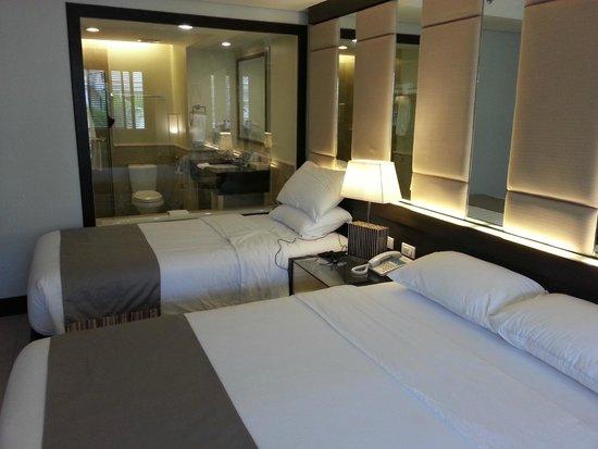 Henann Garden Resort: Grand Room at the New Wing