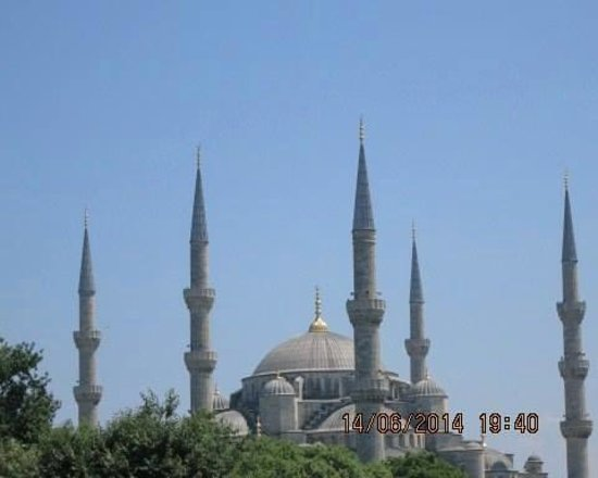 Historic Areas of Istanbul: Blue Mosque