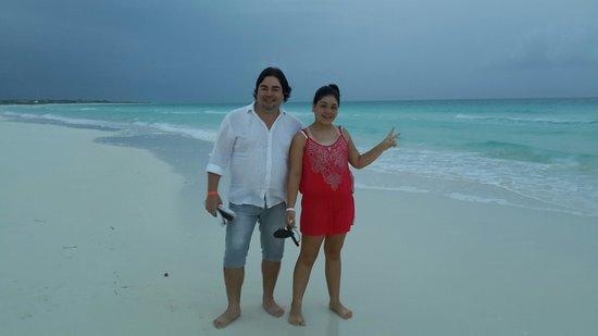 Hotel Playa Cayo Santa Maria: Un dia nuboso