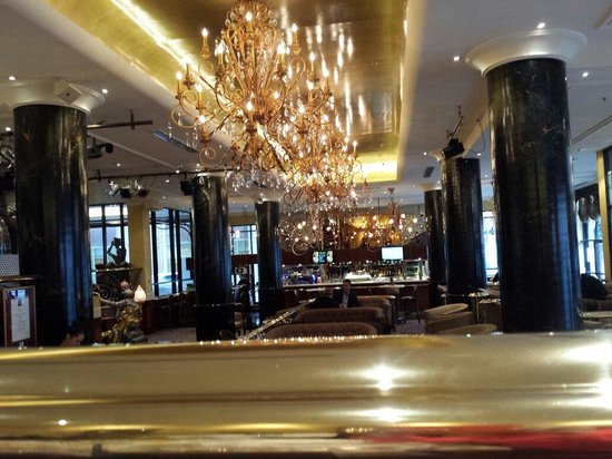 The Playford - MGallery by Sofitel: Dining room and bar