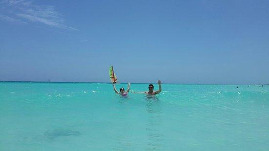 Hotel Playa Cayo Santa Maria: La mejor playa!!!