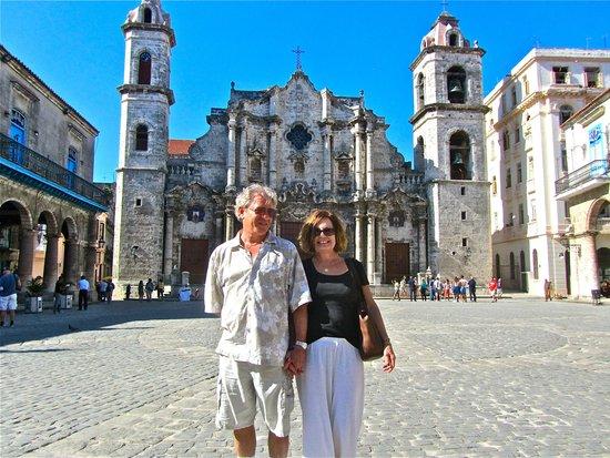 Old Havana: Newly made friends