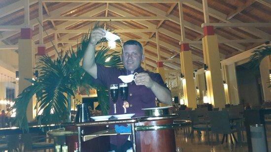 Hotel Playa Cayo Santa Maria: El super café
