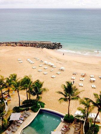La Concha Resort: A Renaissance Hotel: Beach