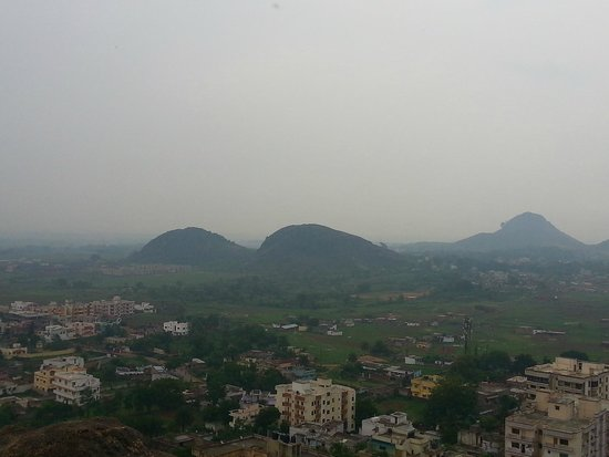 Ranchi, India: View of the city from Tagore Hill