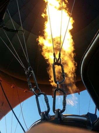 Royal Balloon: fire it up!!!