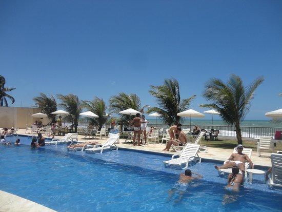 Parque da Costeira: As piscinas são ótimas