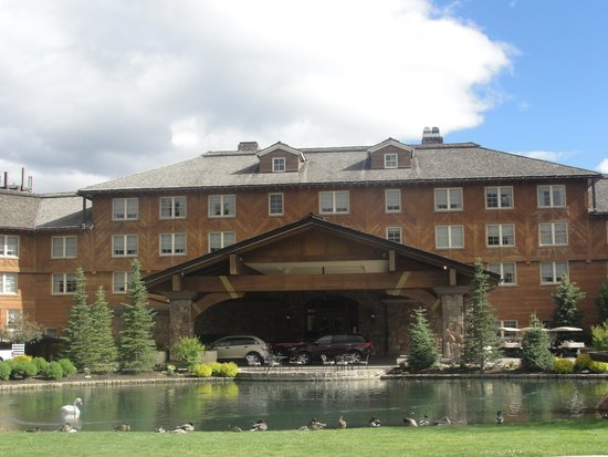 Sun Valley Lodge : The Lodge