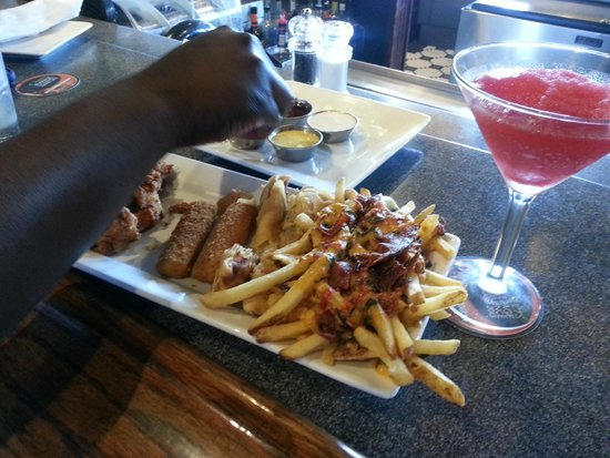 Ruby Tuesday: food