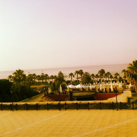 Voyage Sorgun : View from our room