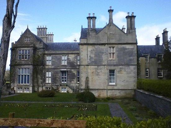 Ballyseede Castle: A view from the garden