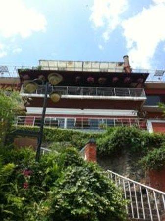 Dhulikhel Lodge Resort : Front facade