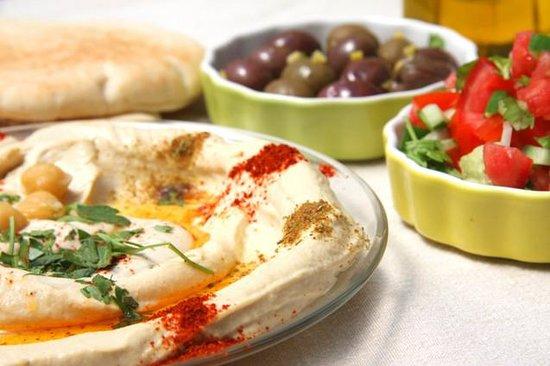 Zeytin Mediterranean Grill