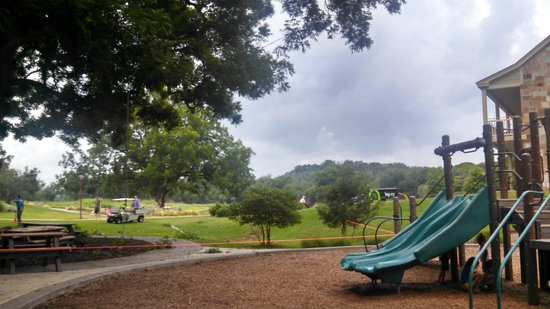 Hyatt Regency Lost Pines Resort and Spa: some outside scenery