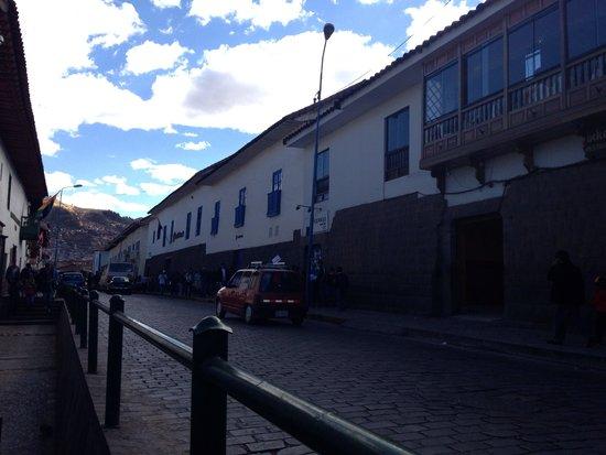Centro Historico De Cusco: Ruínas incas