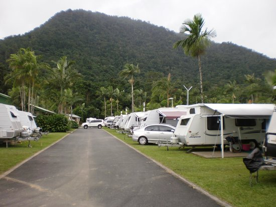 BIG4 Cairns Crystal Cascades Holiday Park: Big 4 Cairns Crystal Cascades Holiday Park