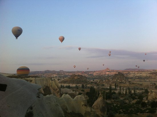 Goreme Balloons: Breathtaking view