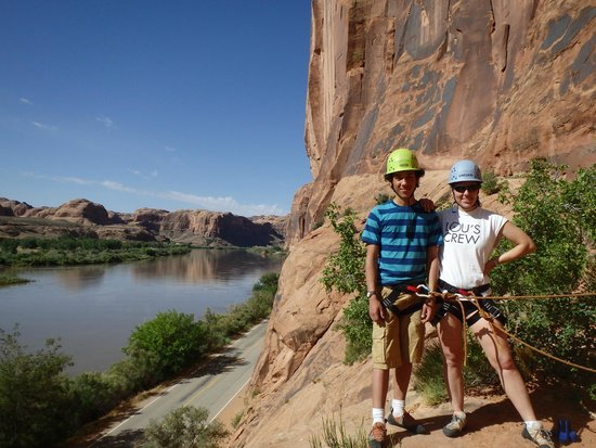 Moab Desert Adventures: by the Colorado