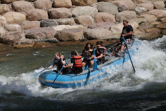 Durango Rivertrippers & Adventure Tours: Boat 3