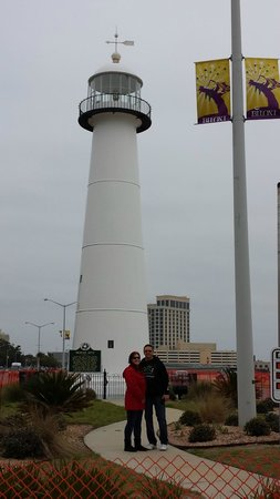 Biloxi Visitors Center: Lighthouse