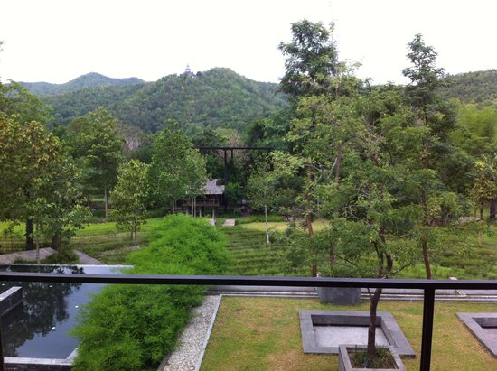 Veranda High Resort Chiang Mai - MGallery Collection: outlook from the room
