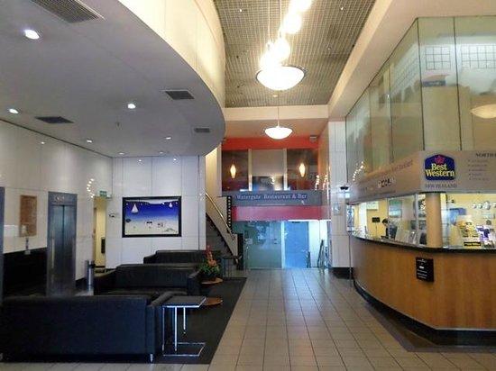 Best Western President Hotel Auckland: Lobby