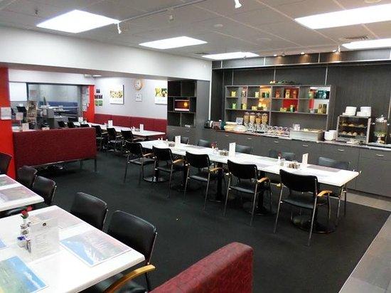 Best Western President Hotel Auckland : Restaurant