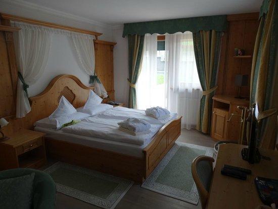 Hotel Alpenrose: Hotelzimmer
