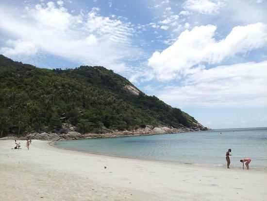 Bottle Beach 1 Resort: beach