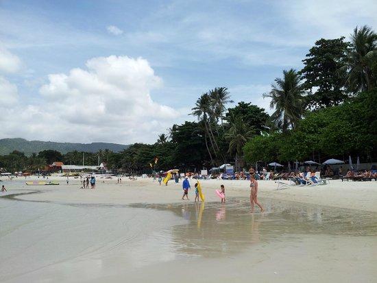Bottle Beach 1 Resort: beach/pool