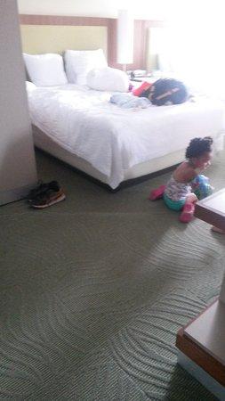 SpringHill Suites Harrisburg Hershey: Room