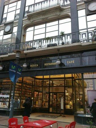 PV Restaurante Lounge: Fachada